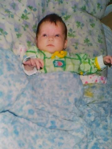 Рождение младшей дочери