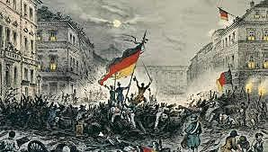 German States: Revolution in Germany