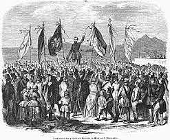 Austrian Empire: Austrian Forces Under General Windischgratz Crush Czech Rebels