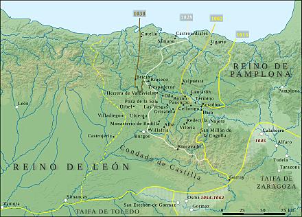 Condado de Castilla
