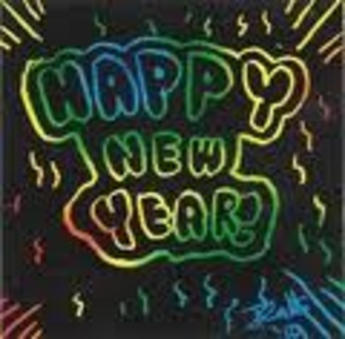 My First New Year