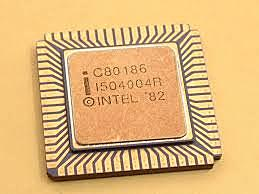 Processadores 80186, 80188.
