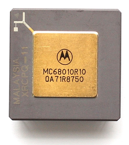Motorola 68010