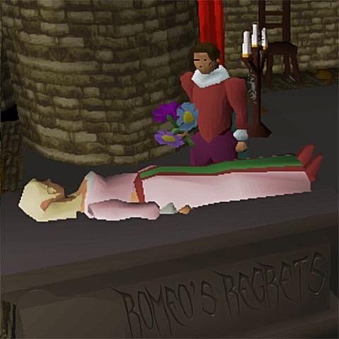Romeo's Regrets EP