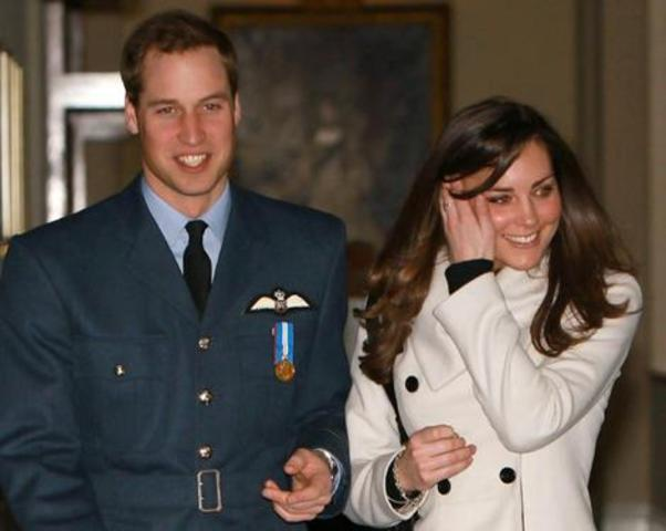 Prince William Married Kate Middleton