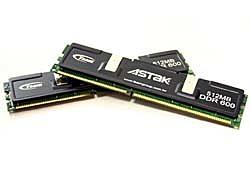 PC4800 DDR600