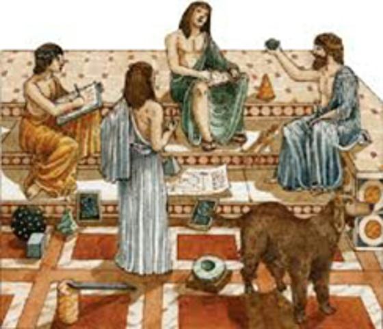 Grecia clásica y Helenística