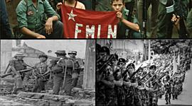 Conflicto Armado de El Salvador (1975-1992) timeline