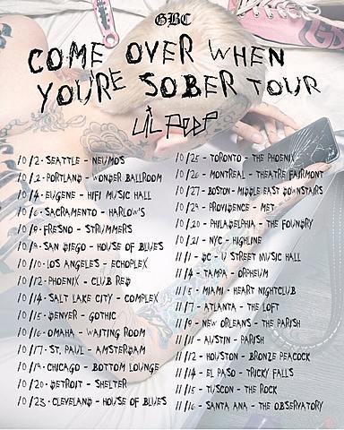 COWYS Tour Begins