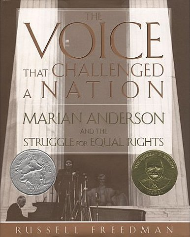 The Voice That Challenged a Nation: Marian Anderson and the Struggle for Equal Rights