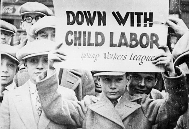 First Child Labor Laws