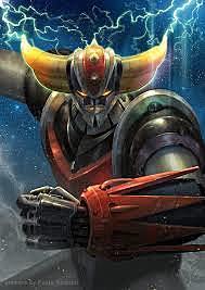 Goldorak et les robots de mangas