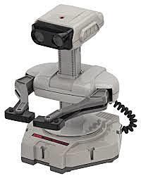Robotic Operating de Nintendo