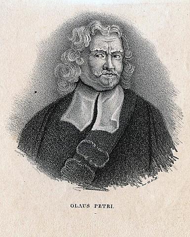 Nya testamentet av Olaus Petri
