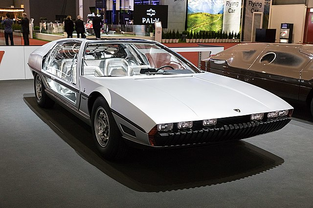 Lamborghini marzal: 2L I6
