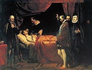 MORT DE FELIP II