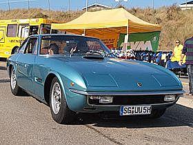 Lamborghini Islero: 4L V12 med 325 BHP