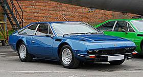 Lamborghini Jarama: 4L V12 365 Bhp