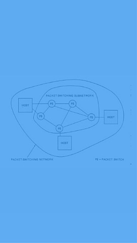 Premiers réseaux d'ordinateurs