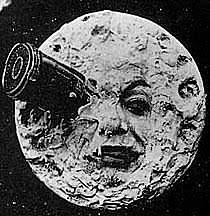 VIAJE A LA LUNA (Le Voyage dans la Lune )MÉLIÈS