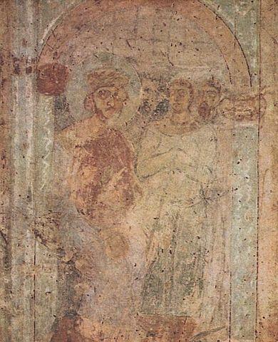 В лето 6455 (945-947г. н.э.) Княгиня Ольга установила уроки и погосты