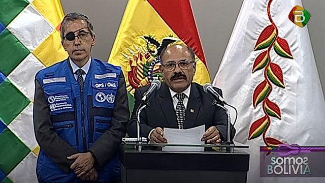 Cruz aconseja que las personas que lleguen de países con Covid-19 se aíslen 14 días