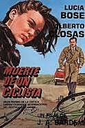 MUERTE DE UN CICLISTA ( JUAN ANTONIO BARDEM )