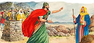 Saul Rejected as King and David Anointed