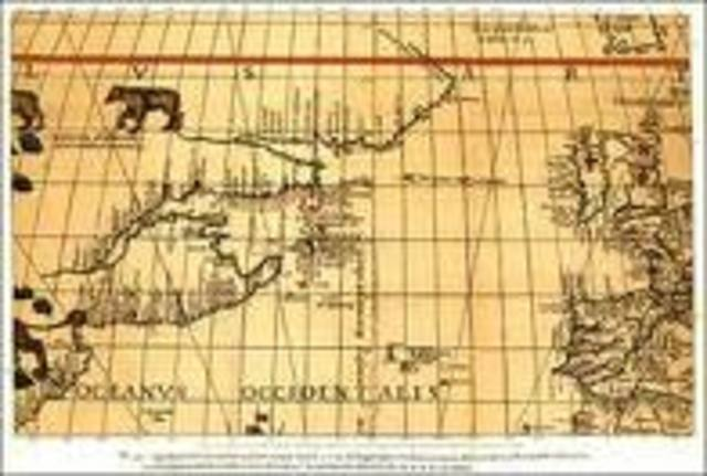 John Cabot's Search for NW Passage
