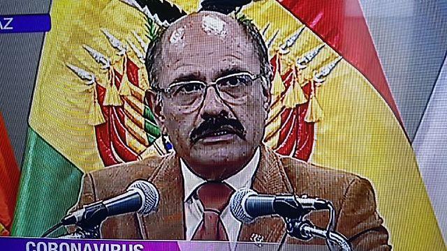Gobierno confirma 12 casos de coronavirus en Bolivia