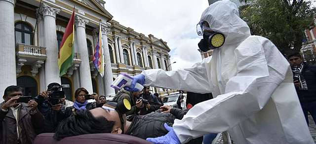 La Paz registra su primer caso de coronavirus; suman 15 en Bolivia