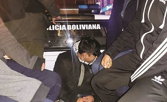 Fiscalía imputa por 4 delitos a 17 detenidos en Río Seco