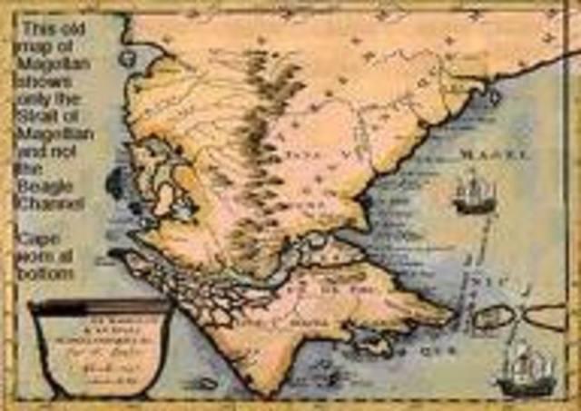 Ferdinand Magellan/Circumnavigation