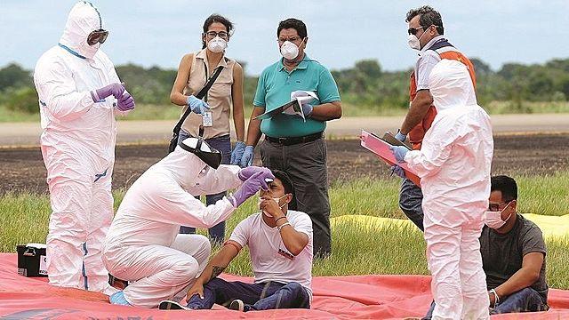 Santa Cruz confirma un nuevo contagio y anuncia que se internará a los 17 confirmados