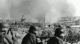 O que aconteceu durante a Segunda Guerra Mundial? timeline