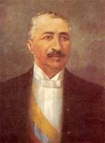 Climaco Calderon Reyes Presidente