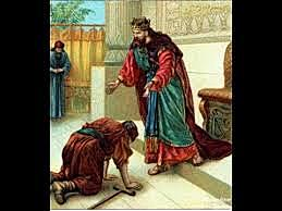 David Finds Mephibosheth and is Kind to Him