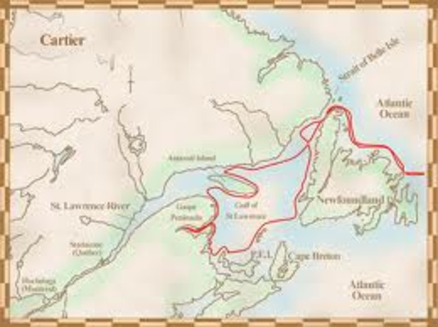 Jacques Cartier/Canada for France