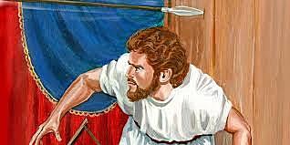 Saul Begins to Pursue David