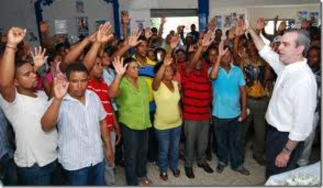 protesta contra la corrupción administrativa