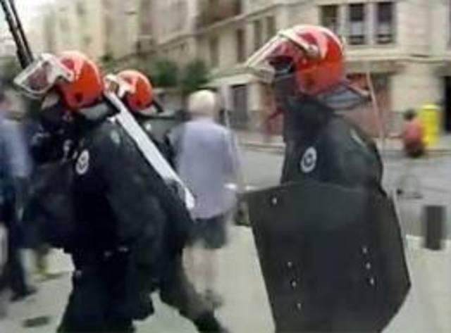 Los debates en torno a la nueva ley electoral provocan disturbios