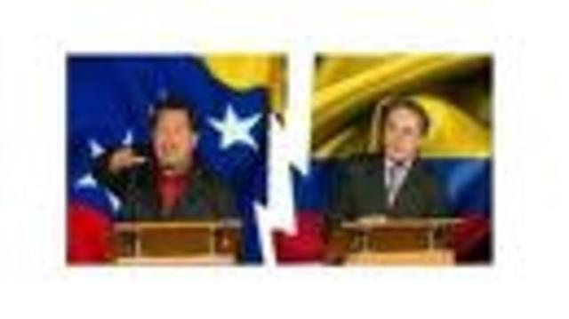 Expulsion del embajador de Colombia en Venezuela