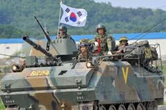 Colombia envía tropas a Corea