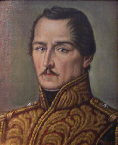 Gral. Francisco de Paula Santander y Omaña Presidente