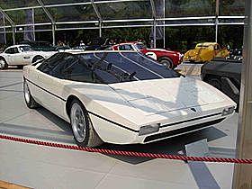 Lamborghini bravo: 3L V8 med 300hp
