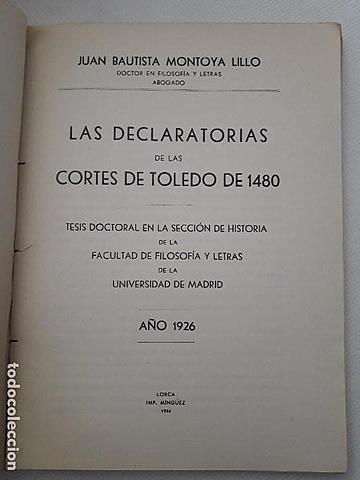 Cortes de Toledo, en las que se recortan los privilegios de la nobleza. Establecimiento de la Inquisición en Castilla
