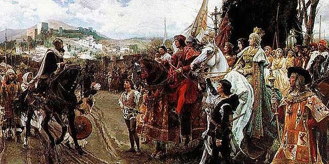 Comienza la guerra de Granada