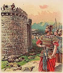 David conquers Jerusalem