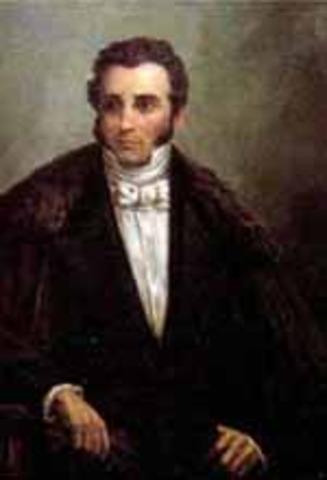 Joaquin Mariano Mosquera Presidente