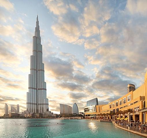 Burj Khalifa | 828 m | 163 korrust